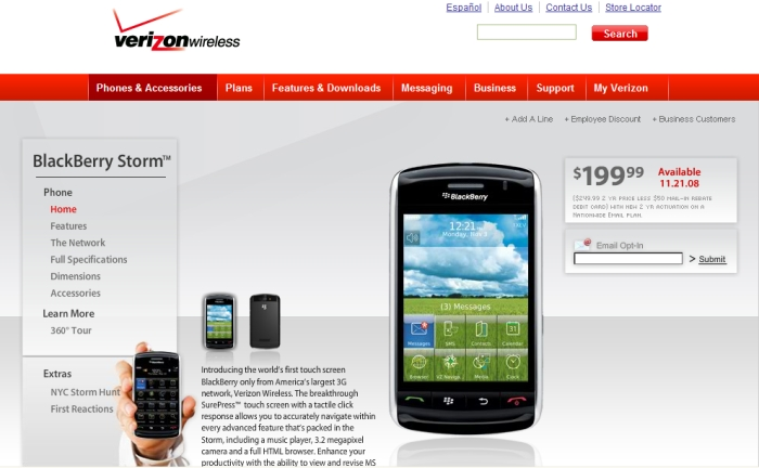 verizon-blackberry-storm-launch