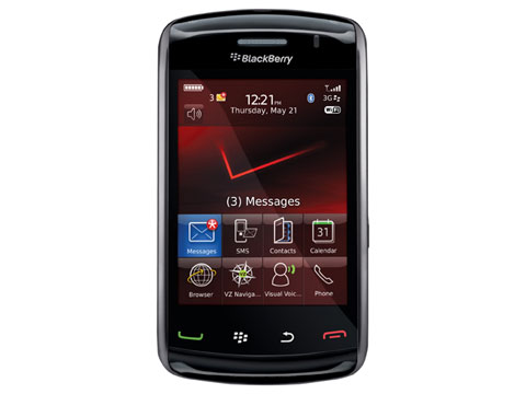 Blackberry Storm2 on VZW